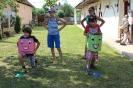 Nyári gyerektábor - Pólyán - 2016